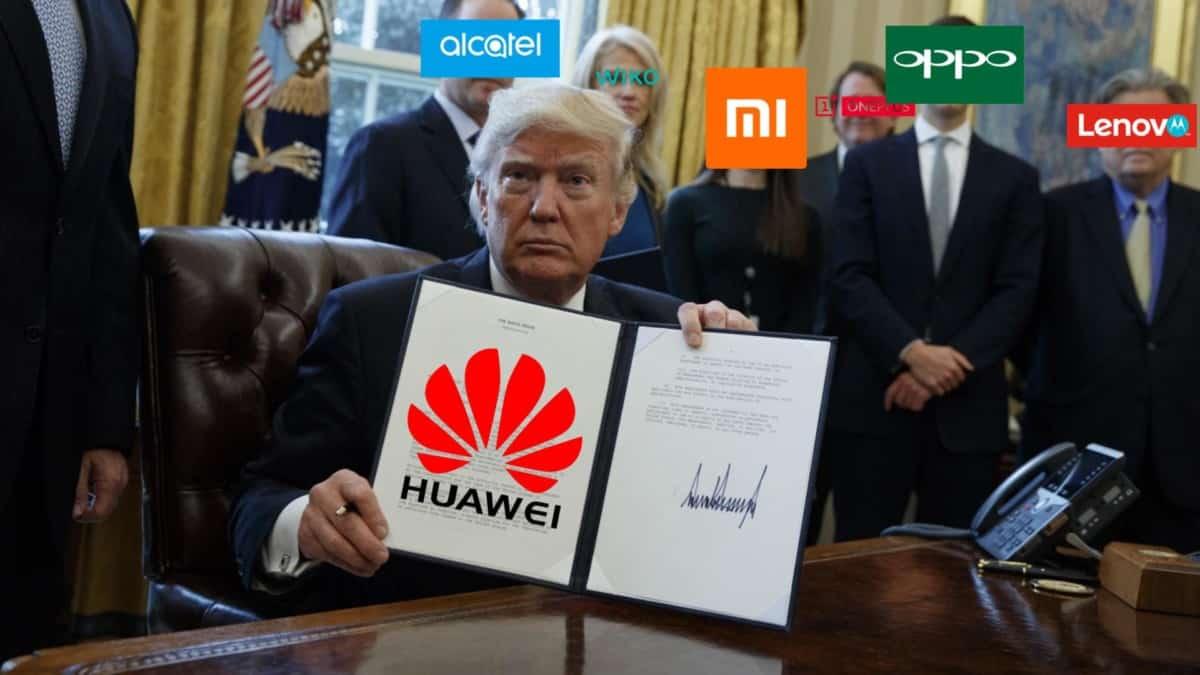 خطة قتل هواوي وطرد الشركات الصينية من الأسواق العالمية