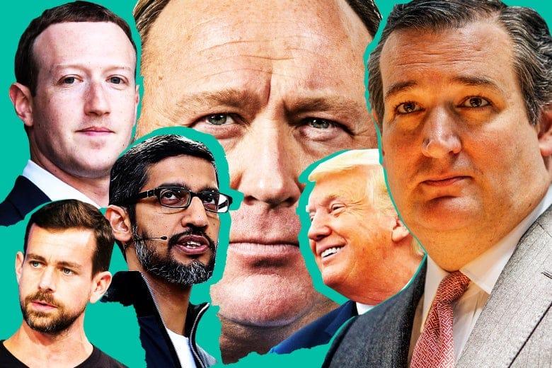 تحركات واشنطن للحد من نفوذ شركات التكنولوجيا الأمريكية