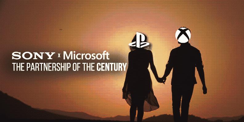 ماذا تعني شراكة سوني ومايكروسوفت في مجال الألعاب؟
