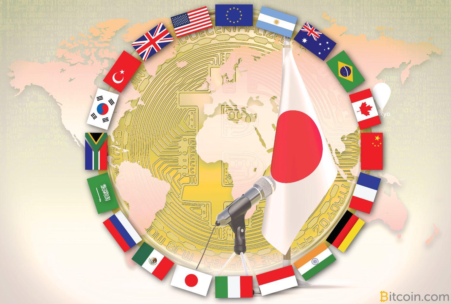 خطوات اليابان لنقل العالم نحو عصر العملات الرقمية