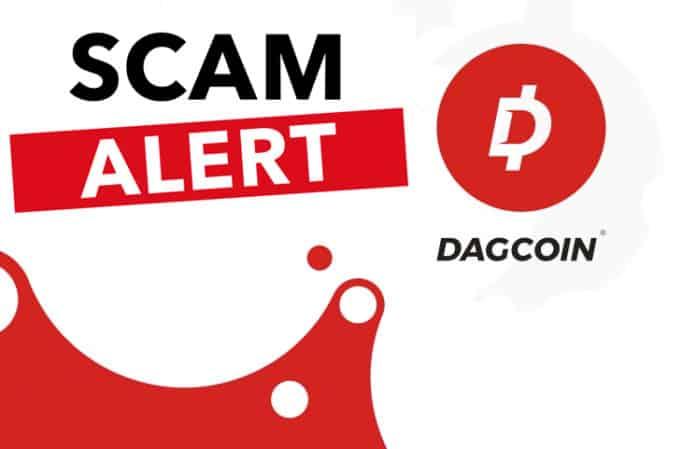 عملة Dagcoin: ليست عملة رقمية حقيقية بل احتيال هرمي