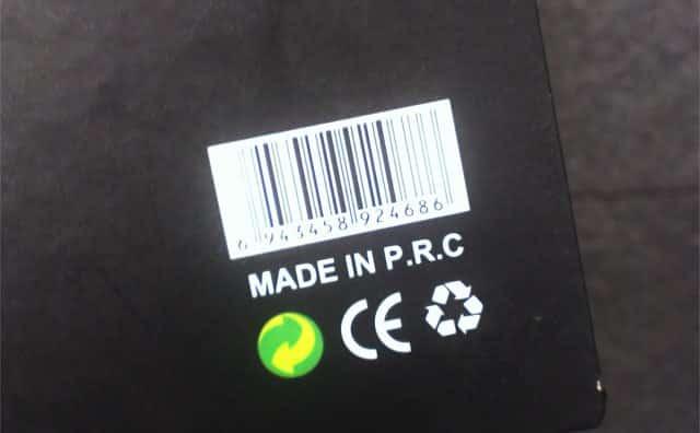 ما معنى Made in PRC أو صنع في PRC وهل هذا تلاعب؟