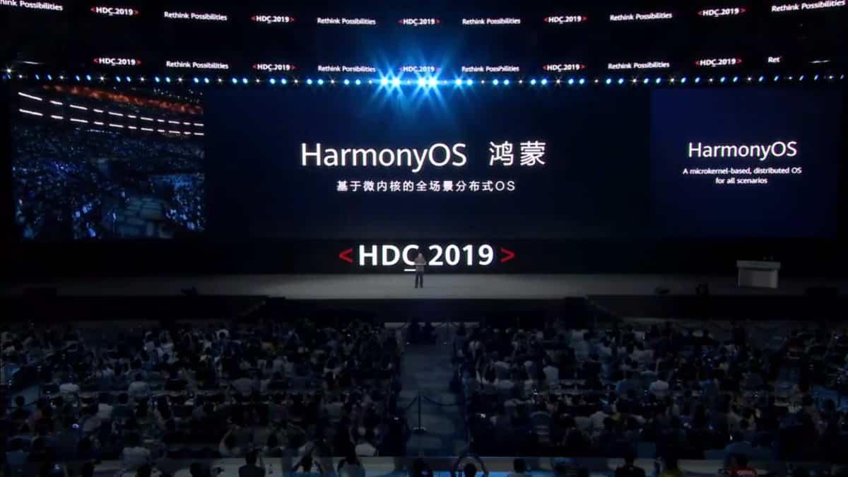 حقائق عن نظام هواوي الجديد هارموني HarmonyOS