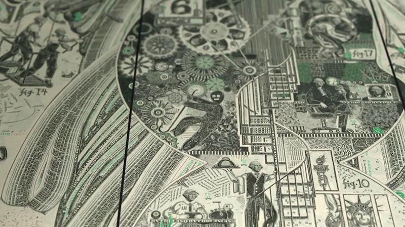 قصة الأموال والنقود التي ينتجها الأفراد والمؤسسات الخاصة