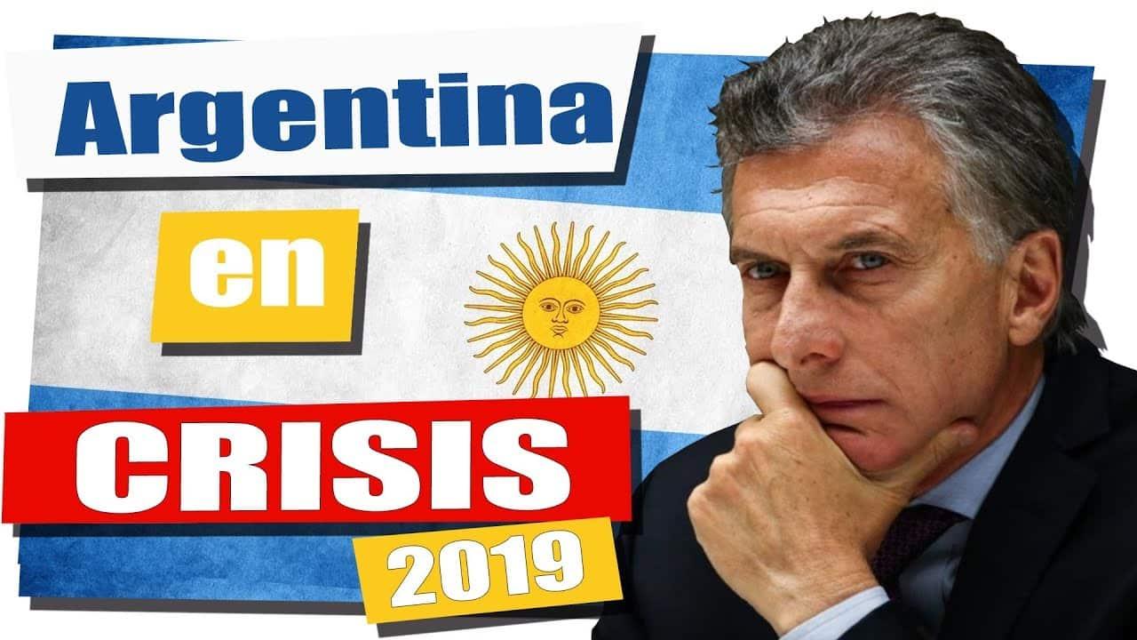 قصة انهيار البيزو الأرجنتيني وبورصة الأرجنتين أغسطس 2019