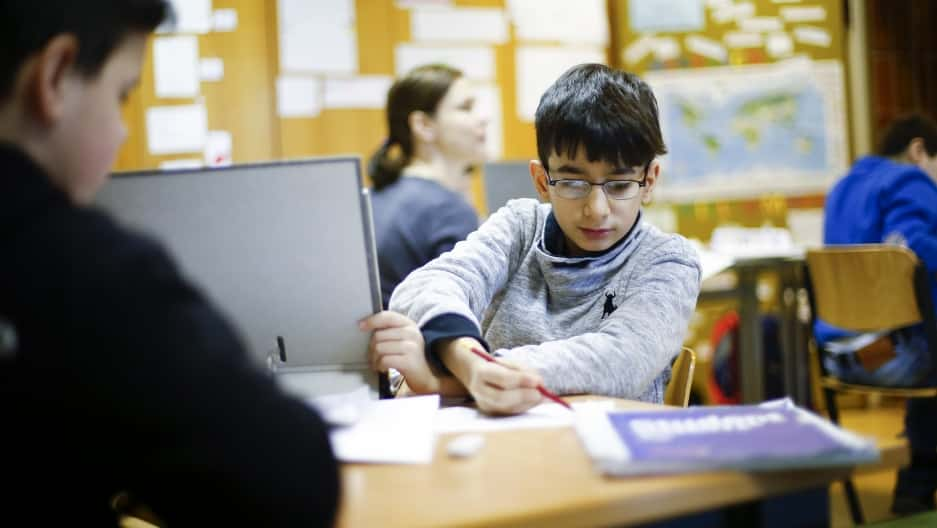 الدول الأعلى أجرا للمعلمين والأساتذة