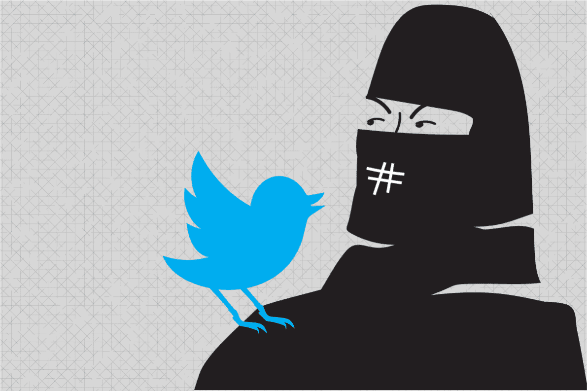 تويتر منصة داعش والجماعات الإرهابية