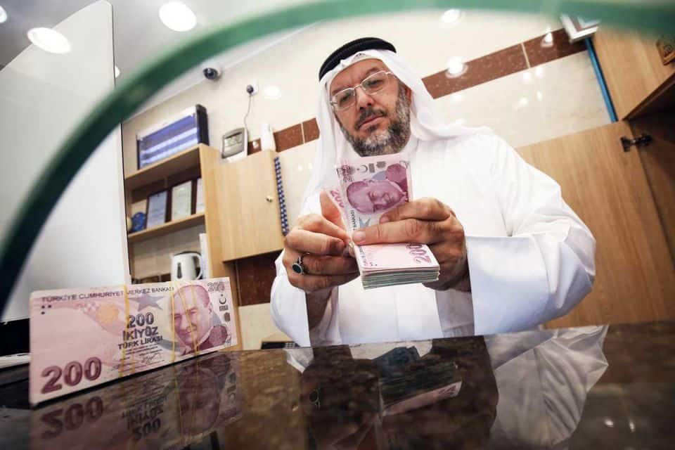 حقائق عن الليرة التركية واستخدام الدولار واليورو في تركيا