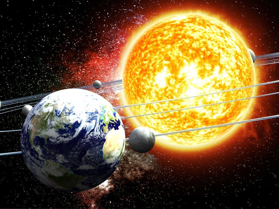 عاصفة مرتقبة ستكلف الأرض تريليون دولار وتقطع إتصال الإنترنت