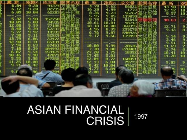 قصة الأزمة المالية الأسيوية 1997