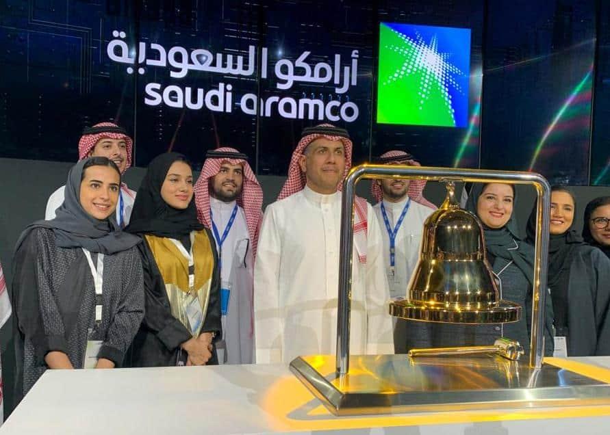 أرامكو السعودية تتخطى 2 تريليون دولار وهي فقاعة