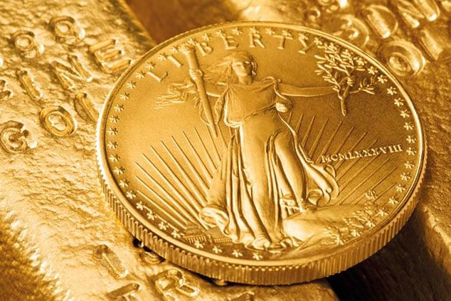 سعر الذهب إلى 14000 دولار خلال 2026