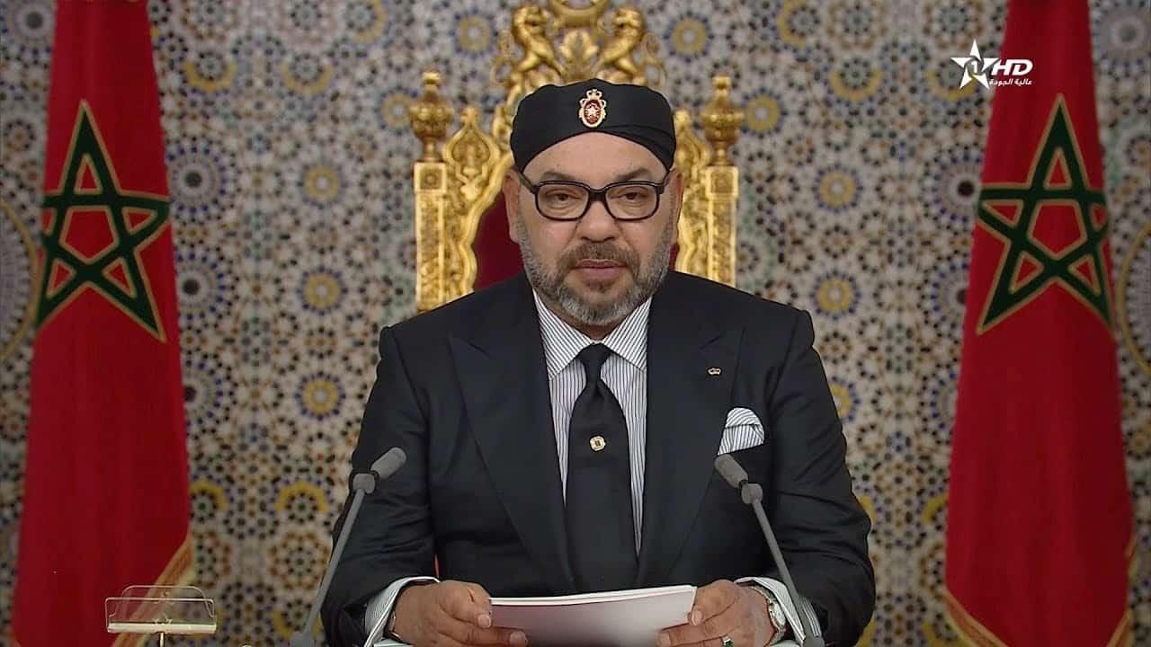 كذبة نهاية الفقر في المغرب في 2020 المنسوبة إلى محمد السادس