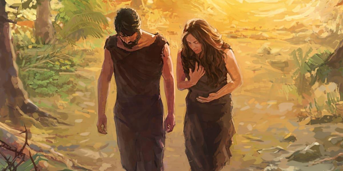 ما أشبه طرد آدم وحواء من الجنة بما يحدث مع آكل الربا