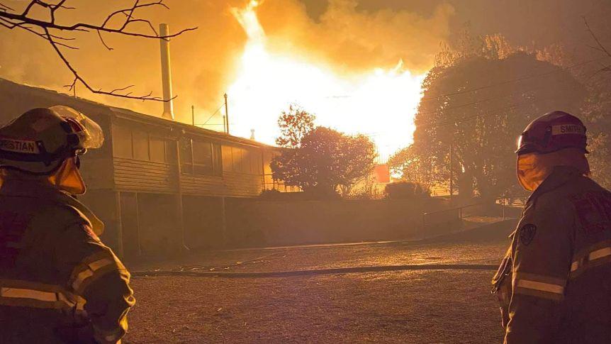 الركود الإقتصادي بعد فوضى حرائق غابات أستراليا