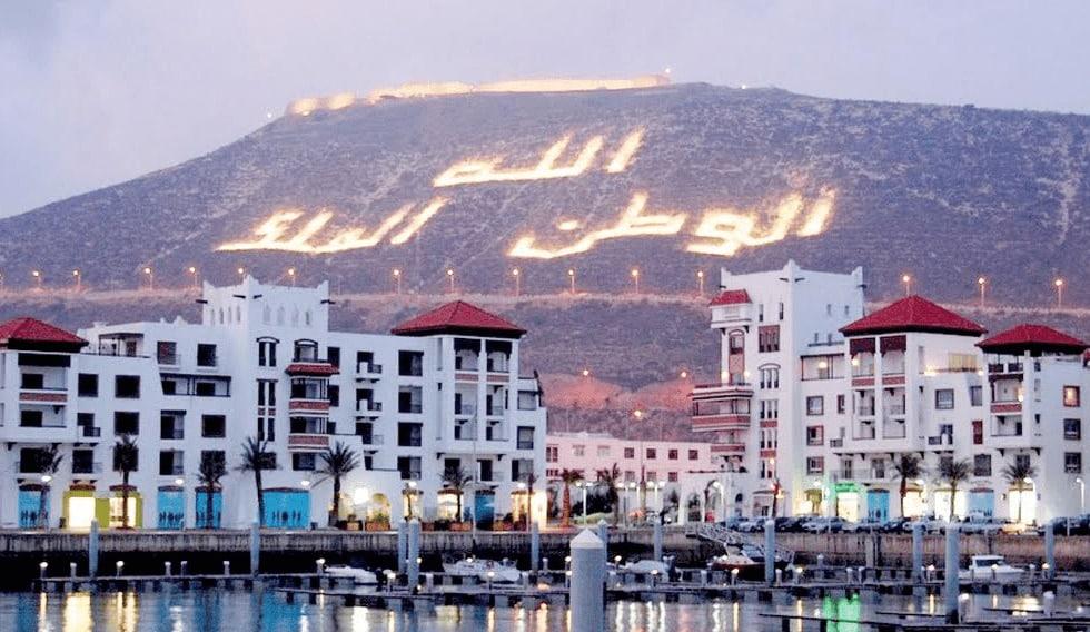 أكادير 2024 حان وقت التفوق على مراكش