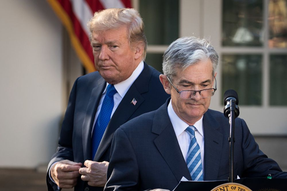 تخفيض سعر الفائدة الأمريكية للصفر تقريبا لتفادي أزمة مالية بسبب فيروس كورونا