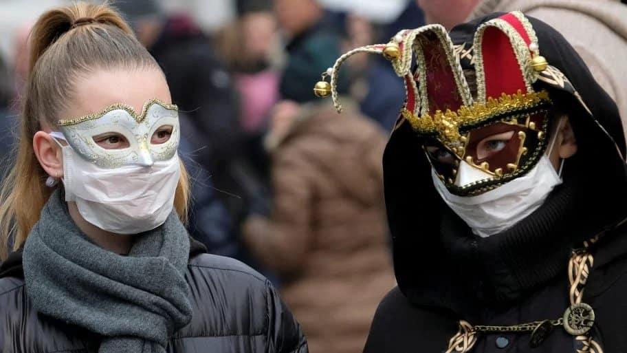 فيروس كورونا يدمر إيطاليا ويعجل الركود الإقتصادي 2020