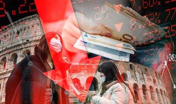 لا طعام ولا بنوك... هجوم فيروس كورونا على إيطاليا