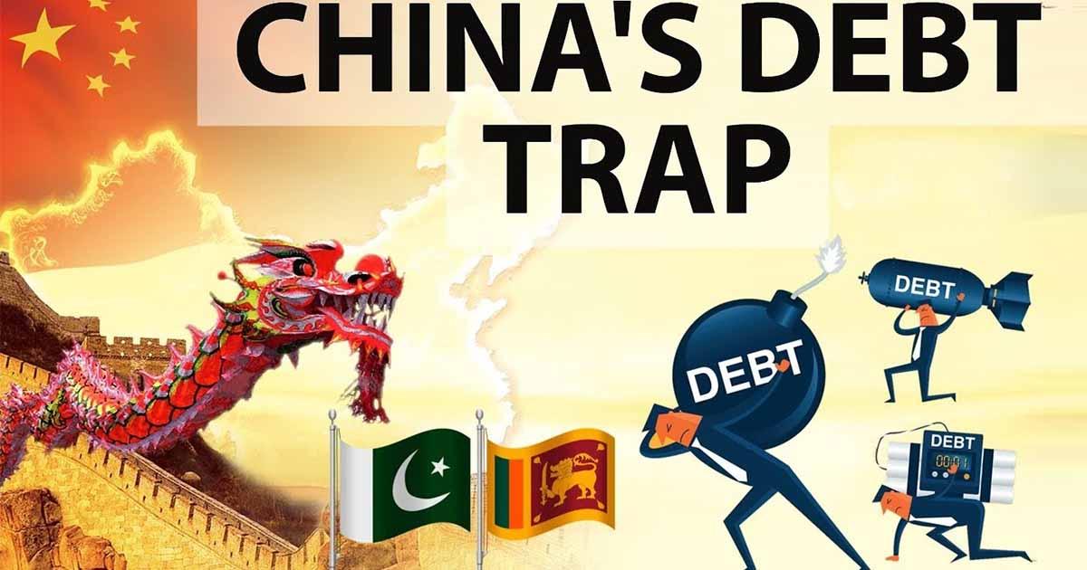 دبلوماسية فخ الديون سلاح الصين للسيطرة على العالم