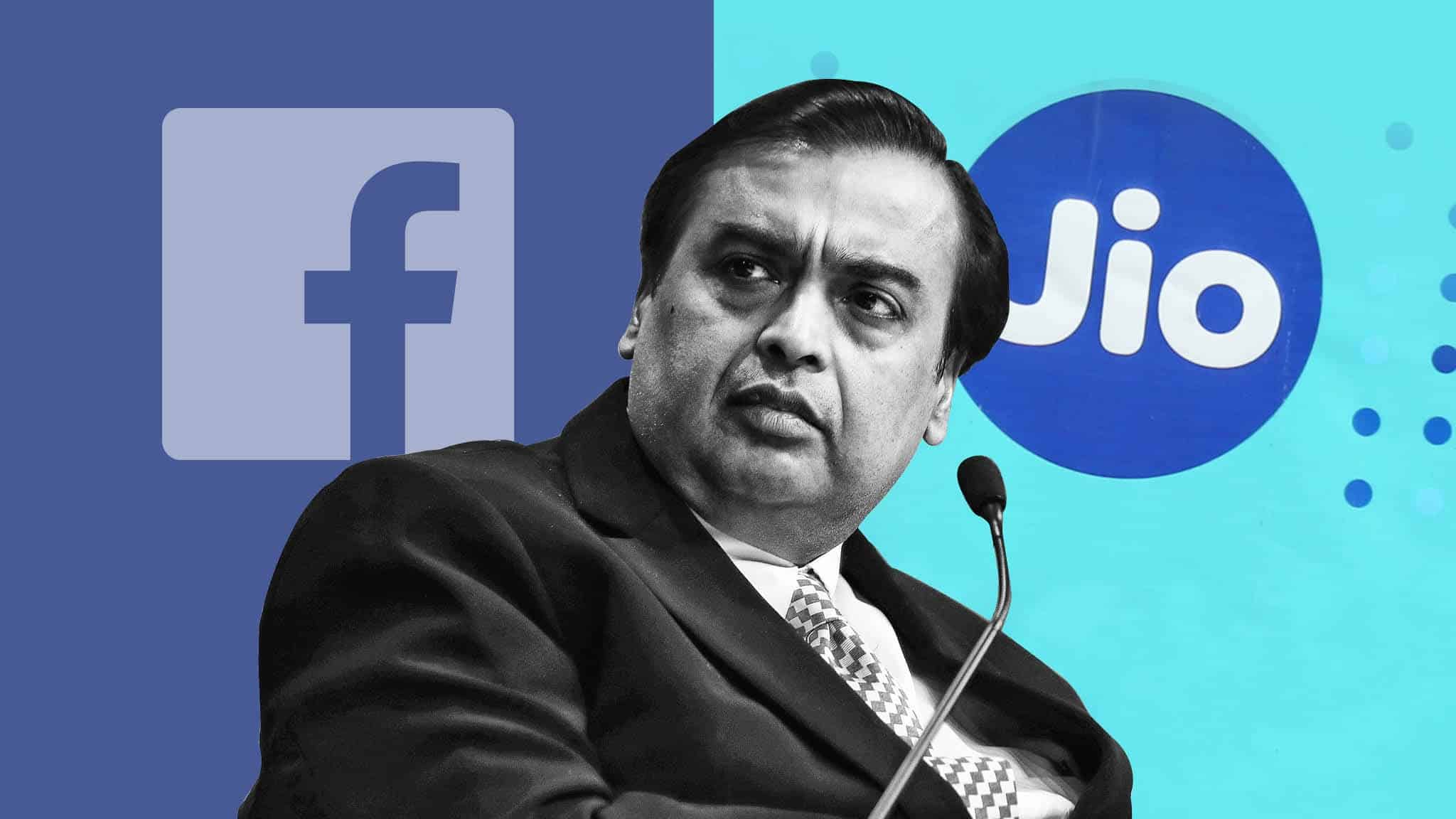 ما وراء استثمار فيس بوك 5.7 مليار دولار في الهند