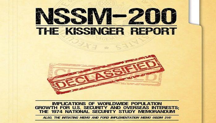 الخطة الإقتصادية NSSM-200: تعقيم النساء في مصر وبلدان أخرى
