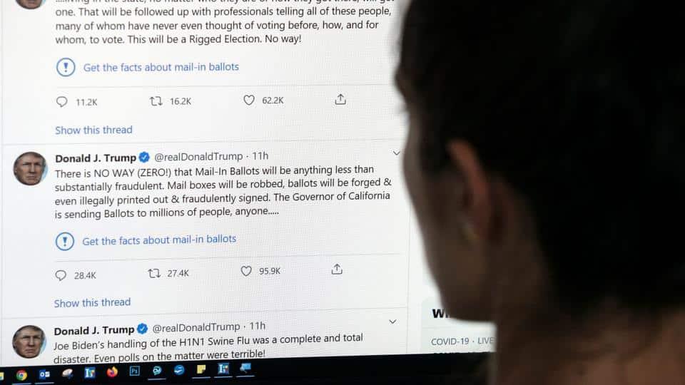 قصة حرب دونالد ترامب ضد تويتر