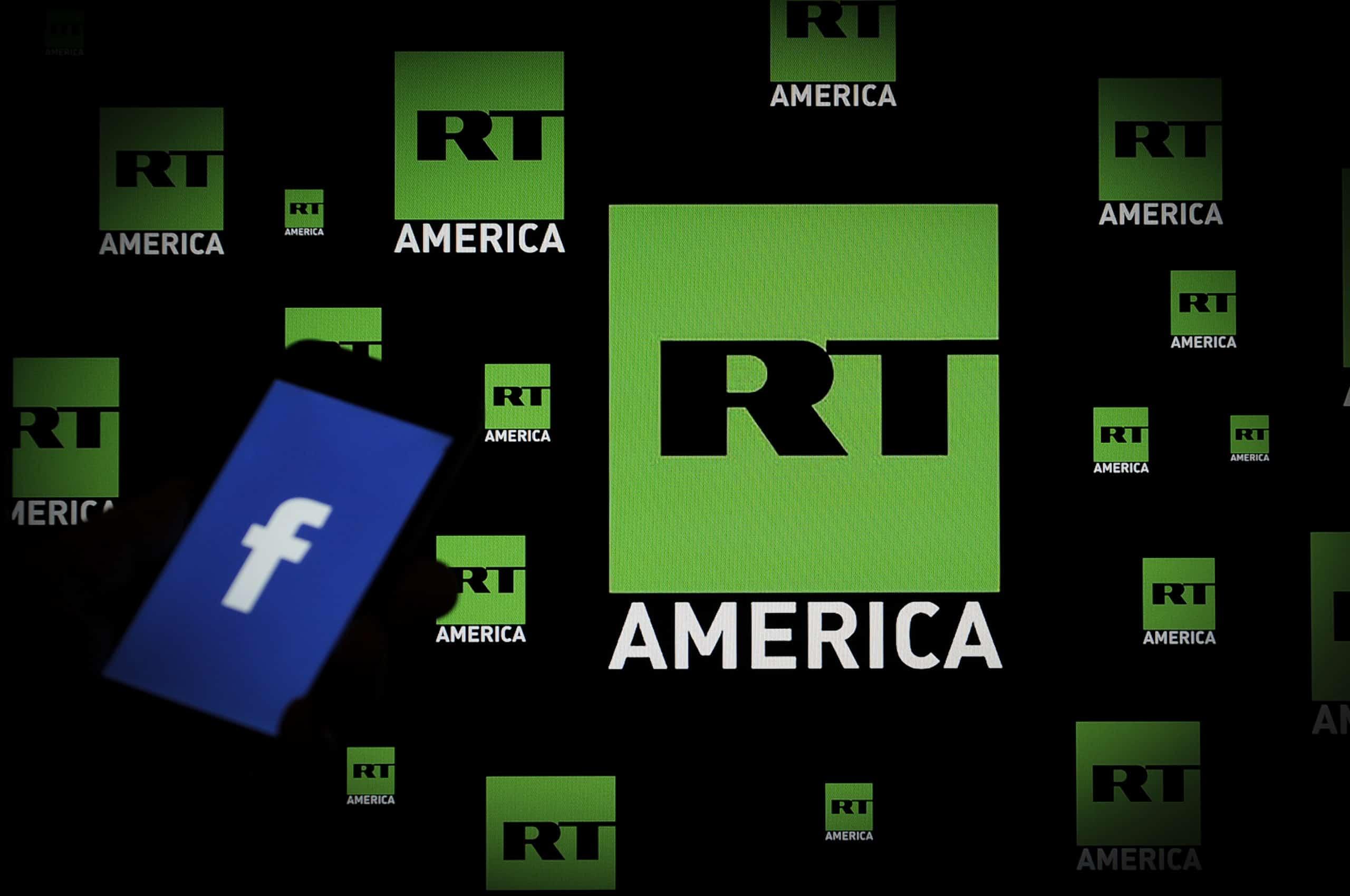 حظر إعلانات روسيا اليوم وسبوتنيك و CCTV قريبا على فيس بوك