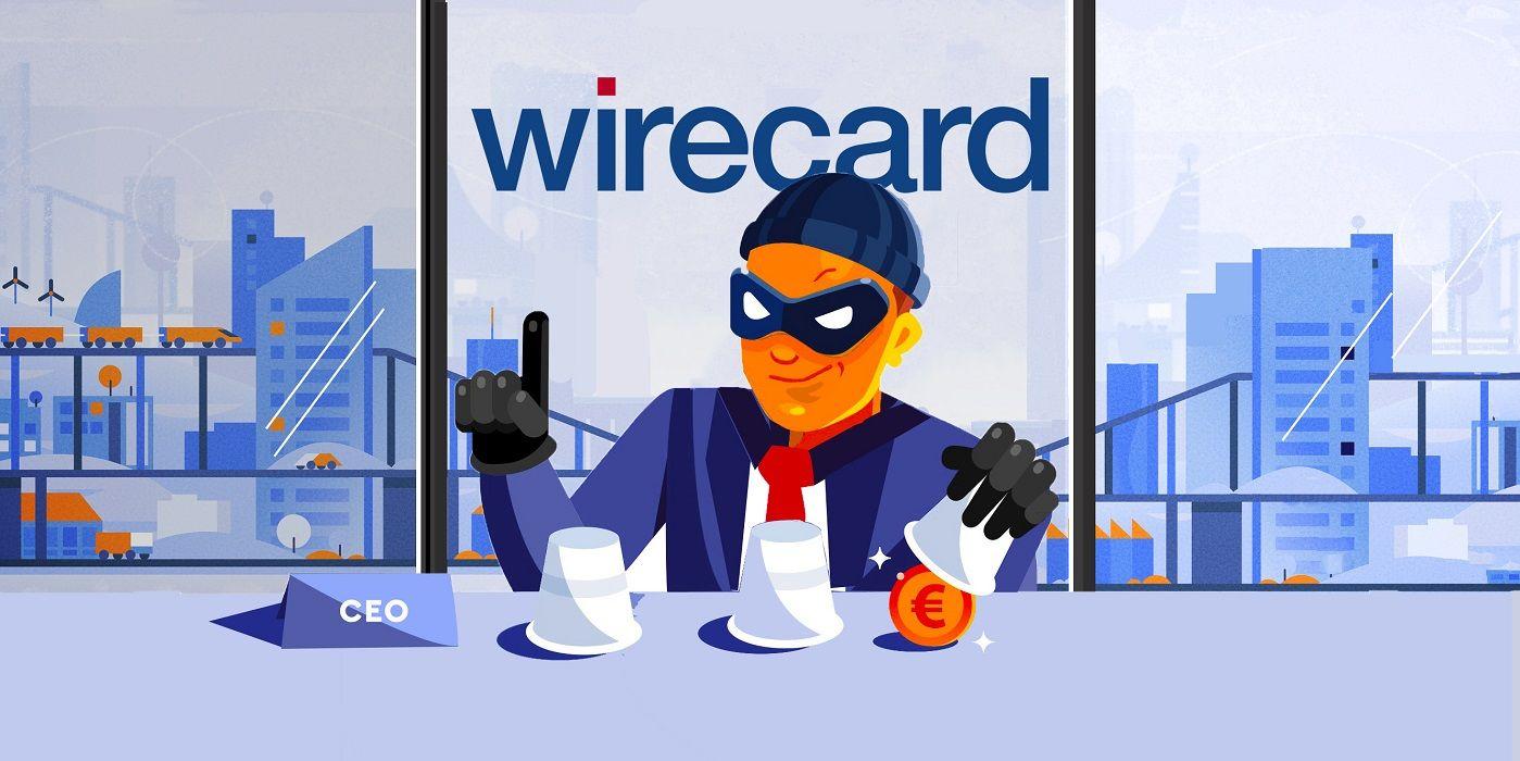 قصة افلاس شركة wirecard الألمانية بسبب فضيحة محاسبية
