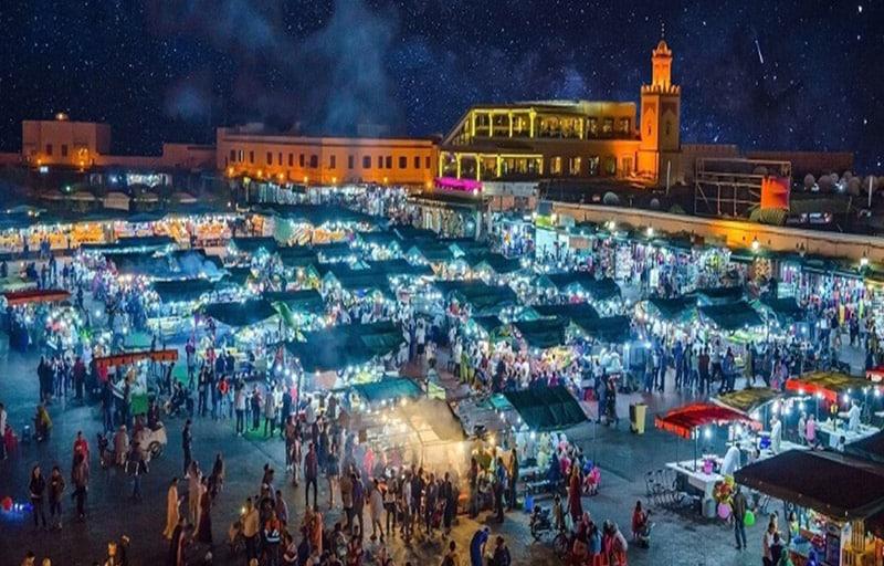 واقع السياحة في مراكش بعد كورونا