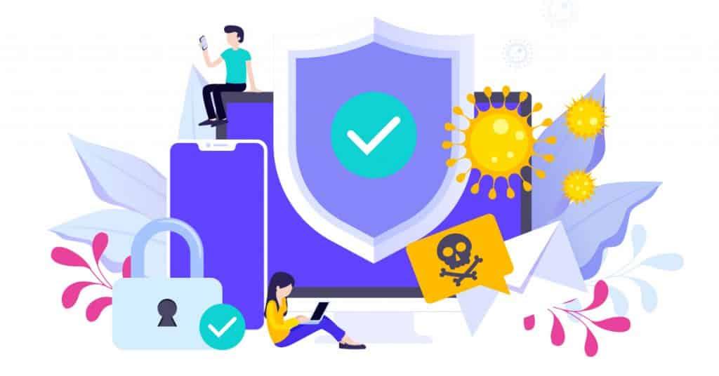 افضل مكافح فيروسات مدفوع للأفراد والشركات