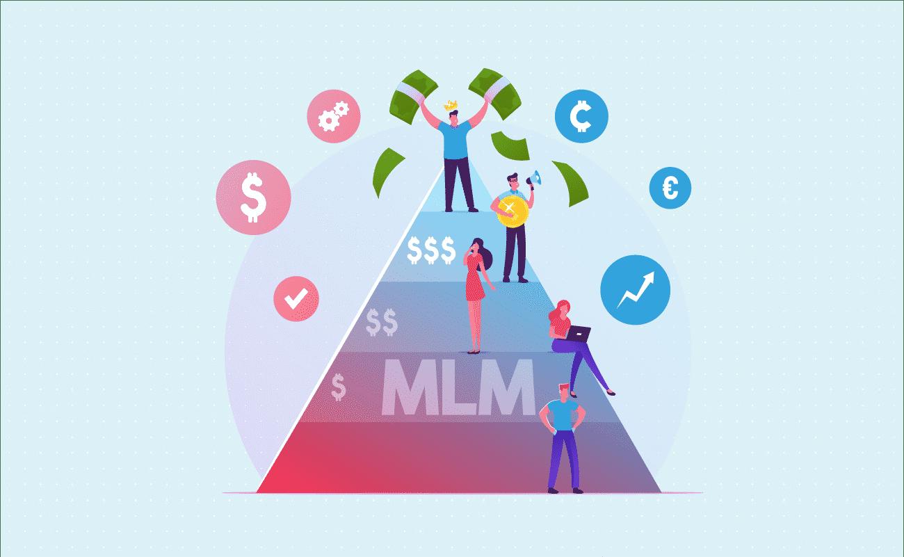 ما هو التسويق الشبكي أو Multi Level Marketing؟