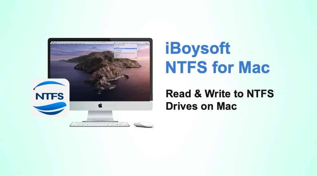 مراجعة برنامج Microsoft NTFS for Mac: ويندوز والماك أصدقاء