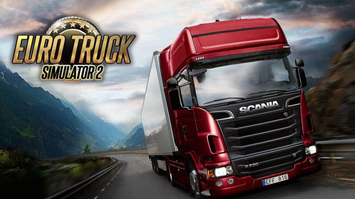 تحميل لعبة euro truck simulator 2 الأصلية للحاسوب والموبايل