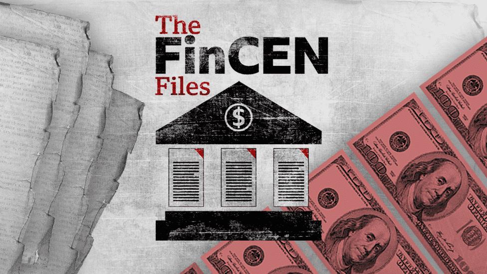 تحتوي ملفات فنسن، التي حصلت عليها Buzzfeed والاتحاد الدولي للصحفيين الاستقصائيين، على تقارير الأنشطة المشبوهة (SARs) المودعة لدى شبكة إنفاذ الجرائم المالية التابعة لوزارة الخزانة الأمريكية أو FinCEN، بين عامي 1999 و 2017.