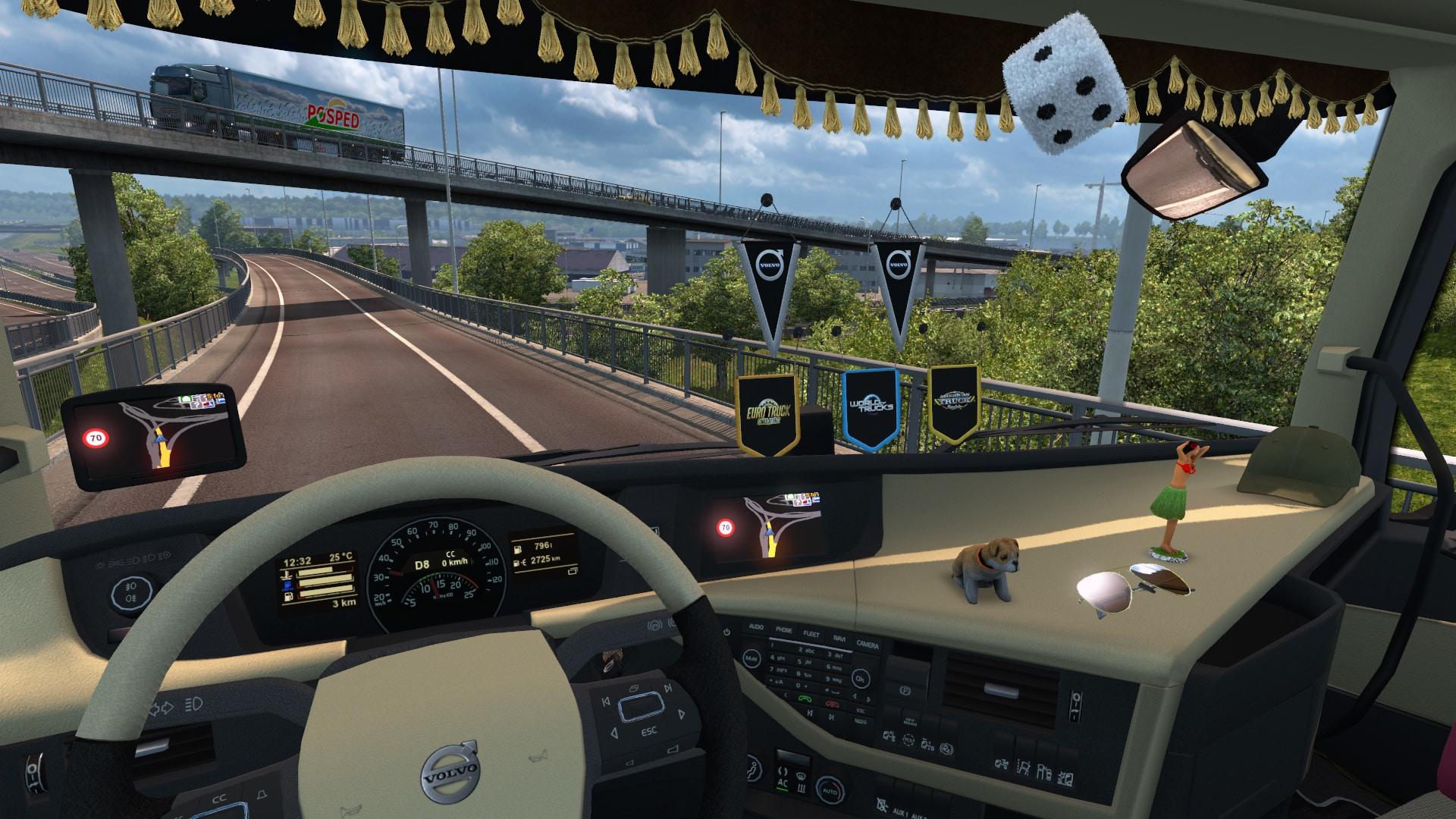 7 أسباب تدفعك لتنزيل لعبة Euro Truck Simulator 2 الآن