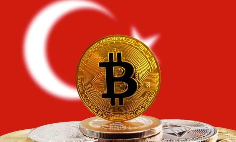 الإقبال على شراء بيتكوين في تركيا