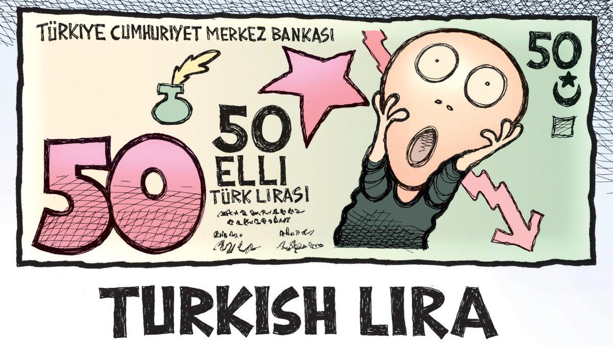 انهيار الليرة التركية: 6 دول عربية واليونان في حرب ضد تركيا