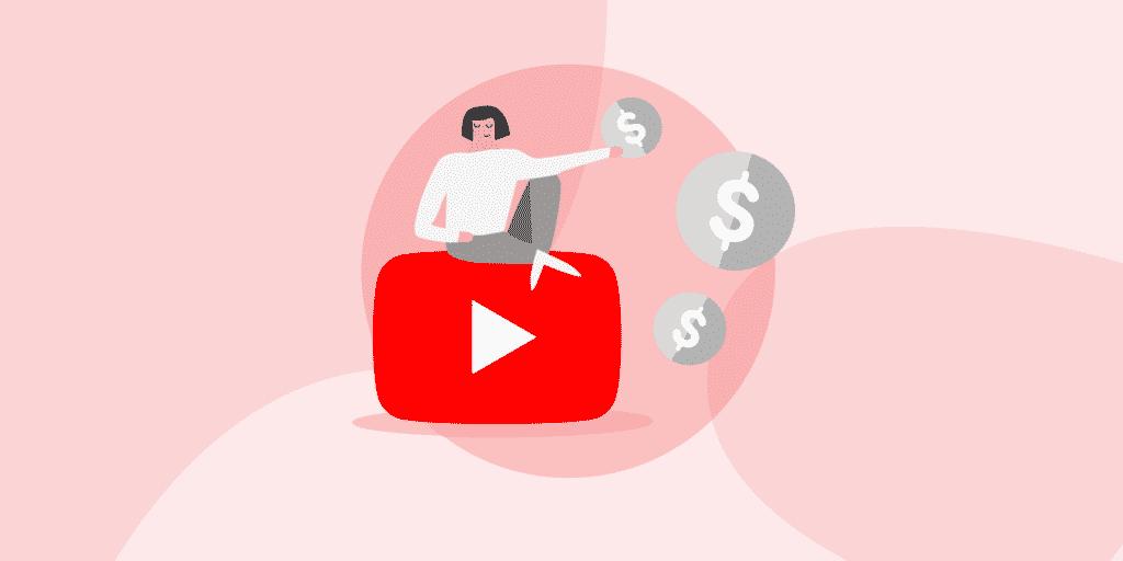 بيع السلع والمنتجات مباشرة على يوتيوب