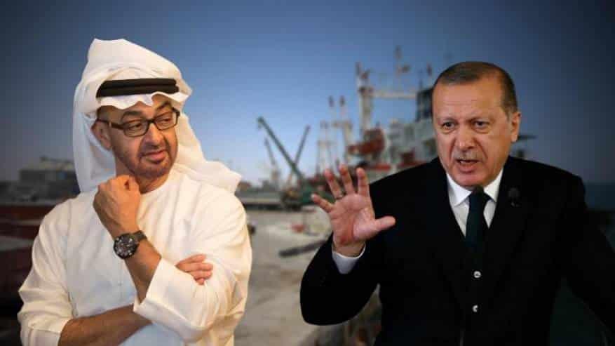 تنافس تركيا والصين والإمارات على ميناء حيفا اسرائيل