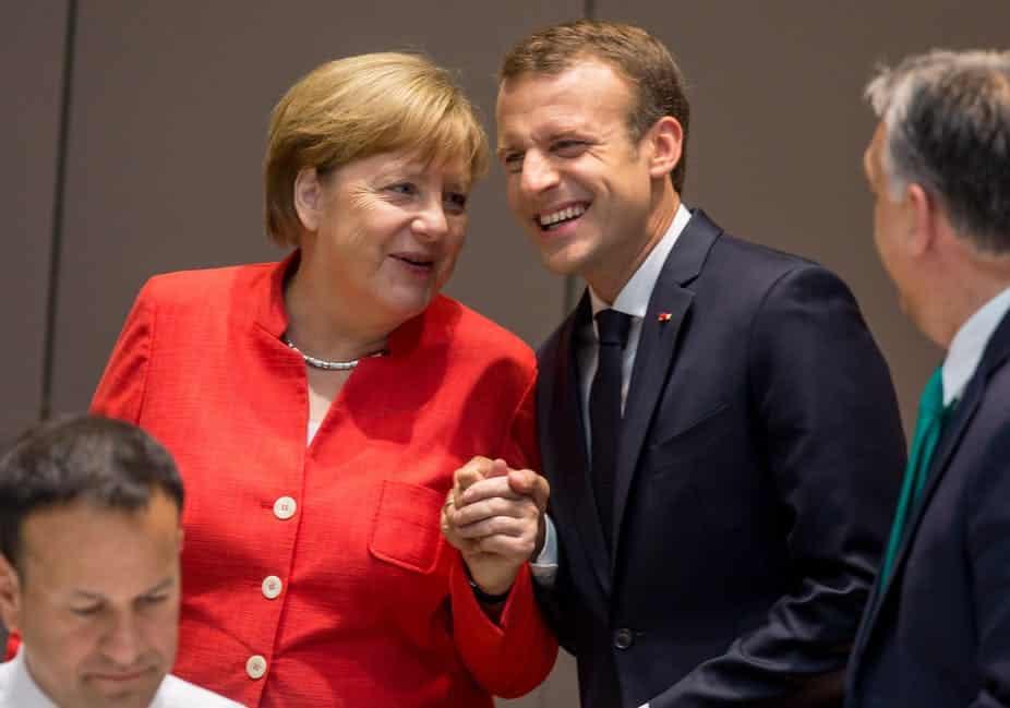فرنسا وألمانيا يقودان أوروبا والعالم نحو الإنهيار الإقتصادي 2021