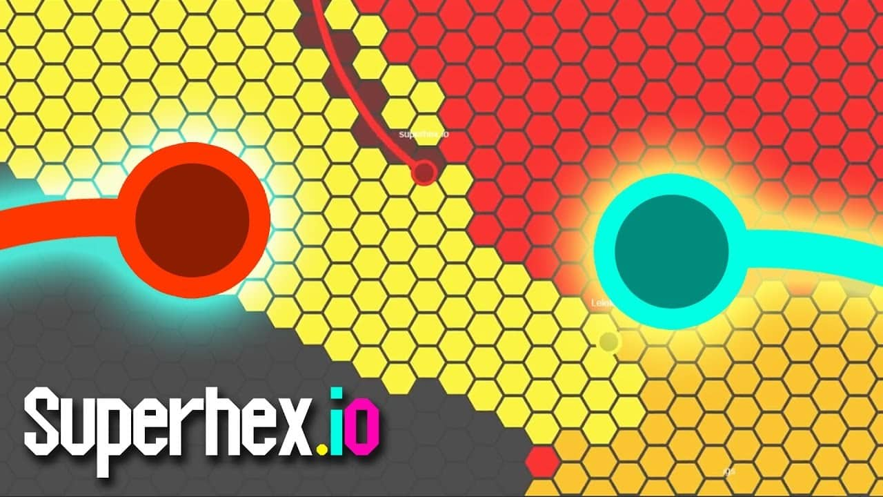 أسرار لعبة superhex io اللعب أونلاين ورابط جوجل بلاي