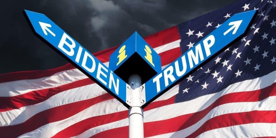 الفائز في الإنتخابات الرئاسية الأمريكية لعام 2020
