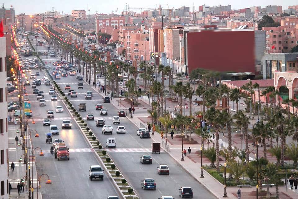 حقائق اقتصادية وتجارية عن مدينة العيون المغربية