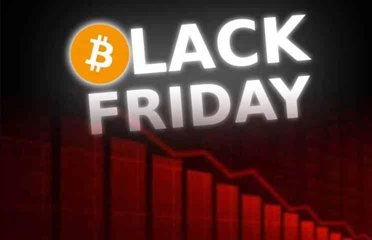 فرصة شراء بيتكوين والعملات الرقمية في الجمعة السوداء
