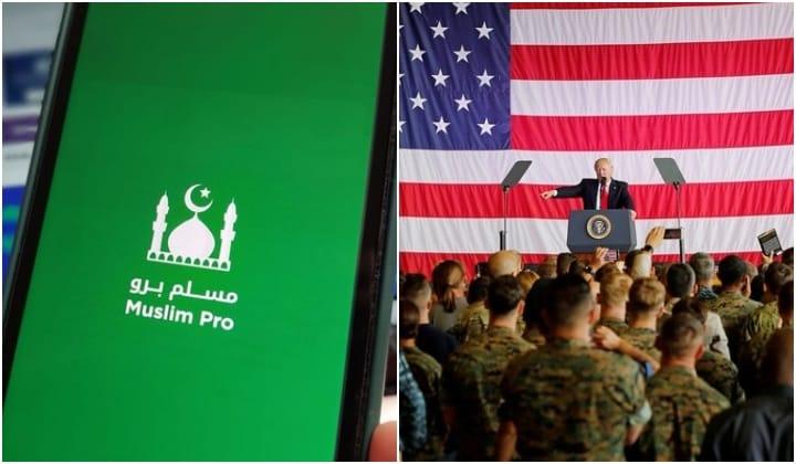 كيف يبيع تطبيق مسلم برو بياناتك للجيش الأمريكي؟ ولماذا؟