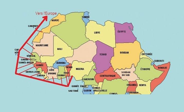 أنبوب الغاز بين المغرب ونيجيريا لقتل روسيا وخنق الجزائر