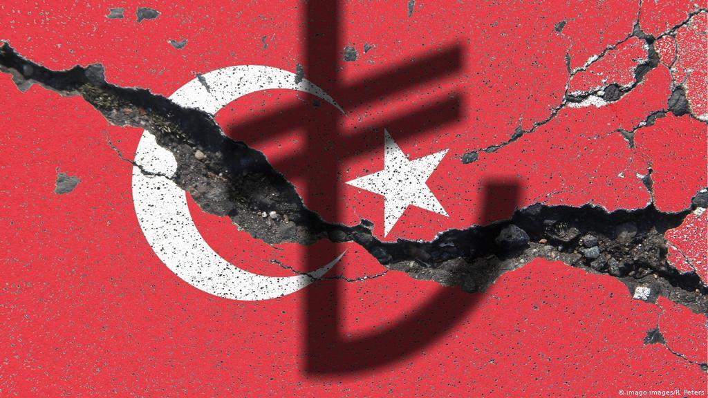 اقتصاد تركيا ينهار وإليك أحدث البيانات الإيجابية والسلبية