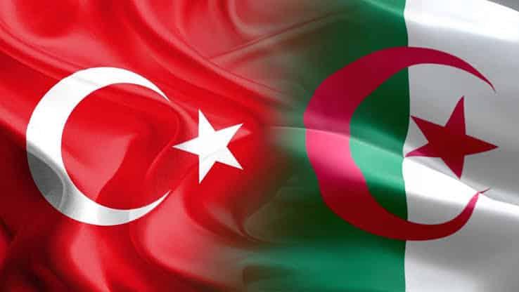 تحالف تركيا مع الجزائر اقتصاديا