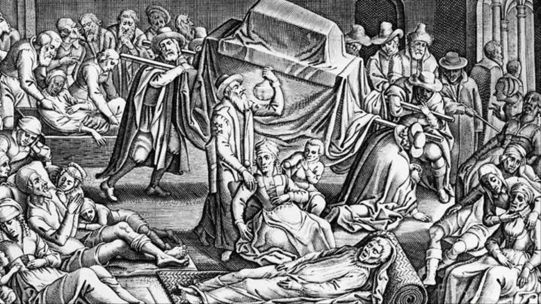سبب عقاب الله المسلمين بمجاعة وطاعون عام الرمادة
